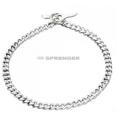 Sprenger Steel Chrome-Plated Collar 51025 Round/Narrow Links
