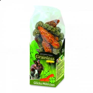 JR Farm Grainless snack με Καρότο και Βότανα