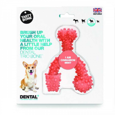TastyBone Trio Bone Dental for Small  Dogs