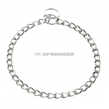 Sprenger Steel Chrome-Plated Collar 51122 Flat Polished