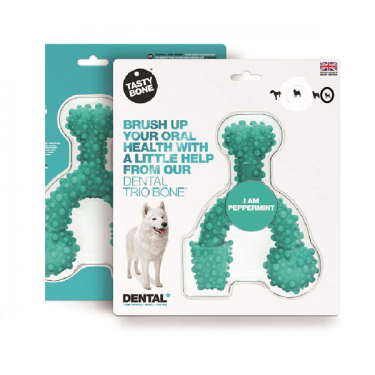 TastyBone Trio Bone Dental for Toy Dogs
