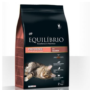 Equilibrio Adult Cats Salmon
