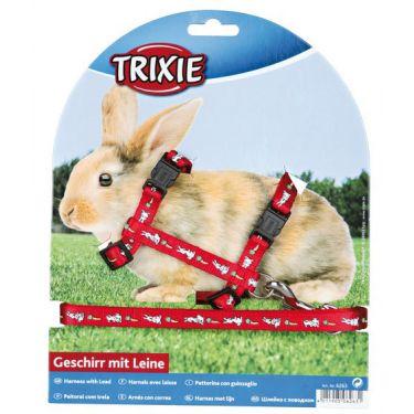 Trixie Σετ Σαμαράκι και Οδηγός για κουνέλια