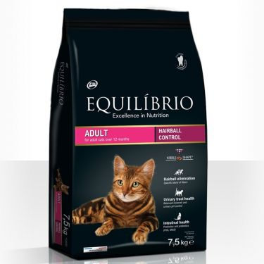 Equilibrio Adult Cats Hairball