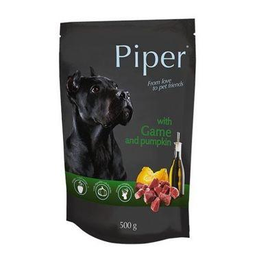 Piper Φακελάκι Σκύλου Κυνήγι & Κολοκύθα