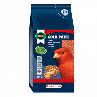 Versele Laga Orlux Gold Patee Red