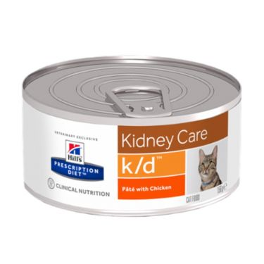 Hill's PD k/d Kidney Care Feline with Chicken