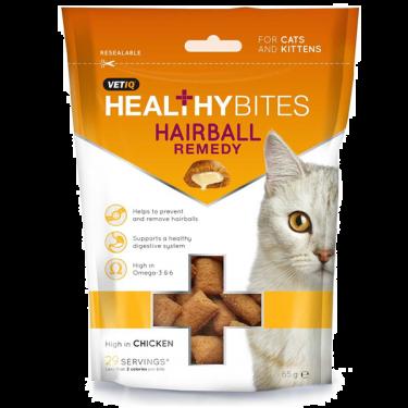 Vetiq Healthy Bites Hairball Remedy