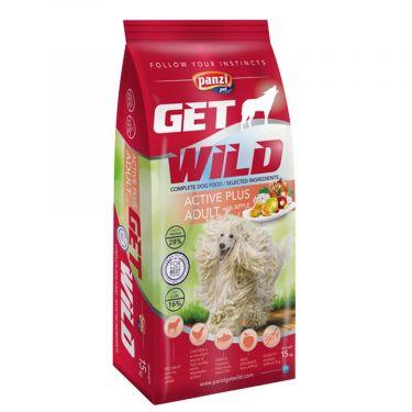 Panzi GetWild Adult Active Plus Chicken & Fish
