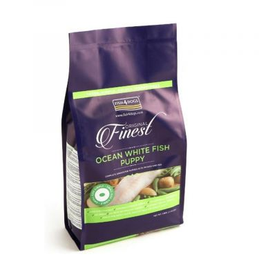 Fish4Dogs Ocean White Fish Puppy Small Kibble