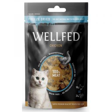 Wellfed Cat Freeze Dried με Κοτόπουλο