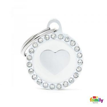 Ταυτότητα Glam Κύκλος-Καρδιά