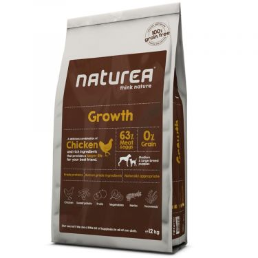 Naturea Growth  Chicken-Grain Free