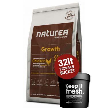 Naturea Growth  Chicken-Grain Free