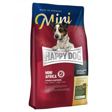 Happy Dog Mini Africa Grain Free