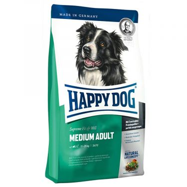 Happy Dog Fit & Well Adult Medium