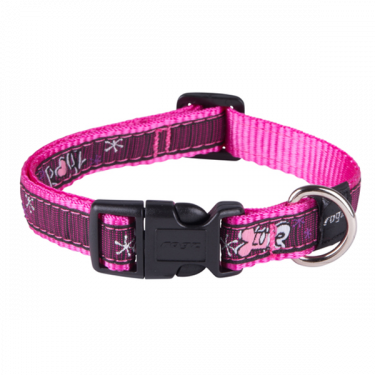 Rogz Περιλαίμιο Σκύλου Fancy Pink Love