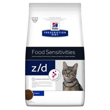 Hill's Prescription Diet z/d Food Sensitivities ActivBiome για Γάτες
