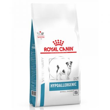Royal Canin Vet Diet Dog Ηypoallergenic Small