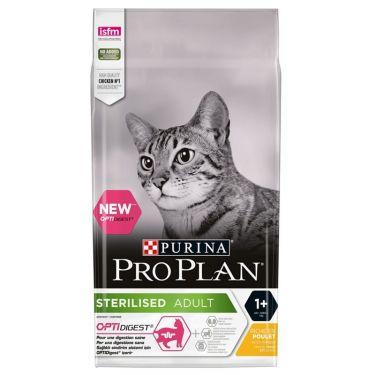 Pro Plan Cat Adult Sterilised Optidigest με Κοτόπουλο