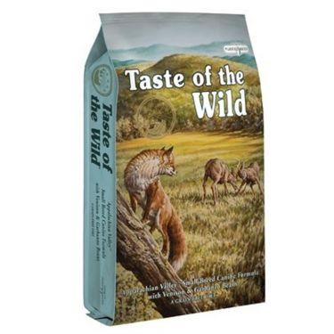 Taste of the Wild Appalachian Valley Small Breed με Ελάφι & Ρεβίθια