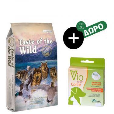 Taste of the Wild Wetlands Canine με Άγρια Πουλερικά