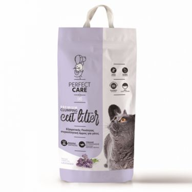 Perfect Care Cat Litter Λεβάντα