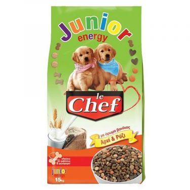 Le Chef Junior Energy με Αρνί & Ρύζι