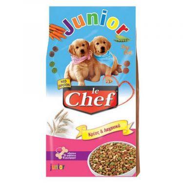 Le Chef Junior με Κρέας & Λαχανικά