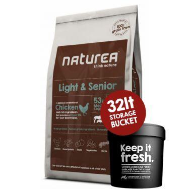Naturea Light & Senior Chicken-Grain Free