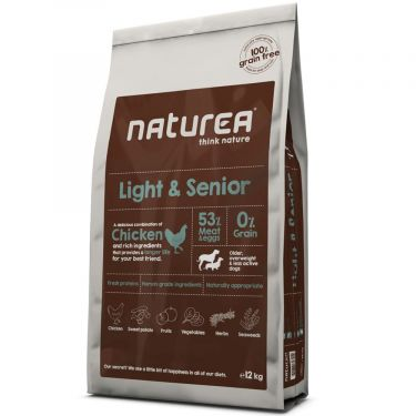 Naturea Light & Senior Chicken-Grain Free