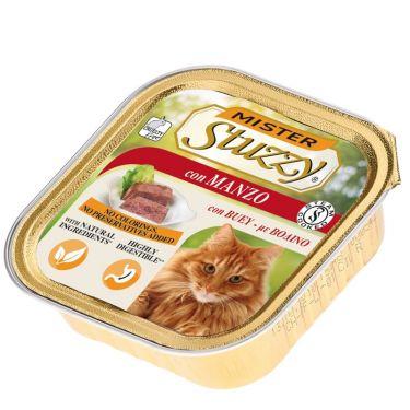 Stuzzy Γάτας σε ταψάκια 100gr