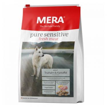 Mera Pure Sensitive Fresh Meat Turkey & Potato Grain Free