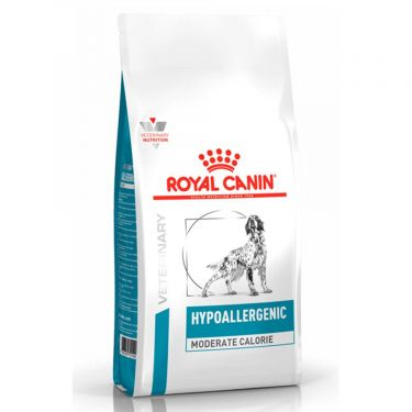 Royal Canin Vet Diet Dog Ηypoallergenic Moderate Calorie