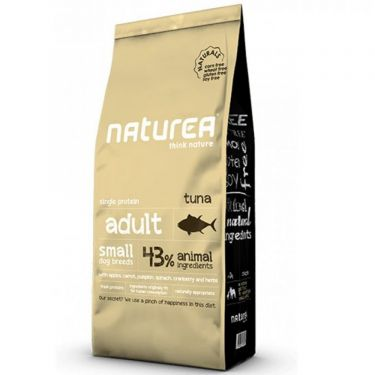 Naturea Naturals Adult Small Breed Tuna