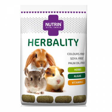 Nutrin Vital Snack Herbality