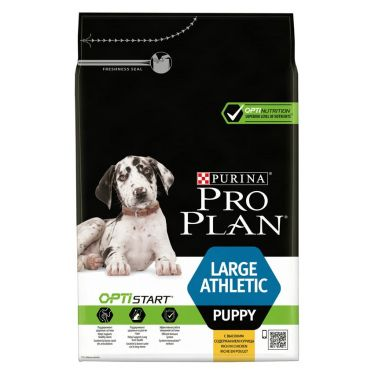 Pro Plan Puppy Large Athletic Optistart