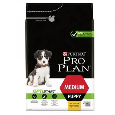 Pro Plan Puppy Medium Optistart