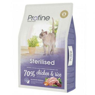 Profine Sterilised Chicken & Rice