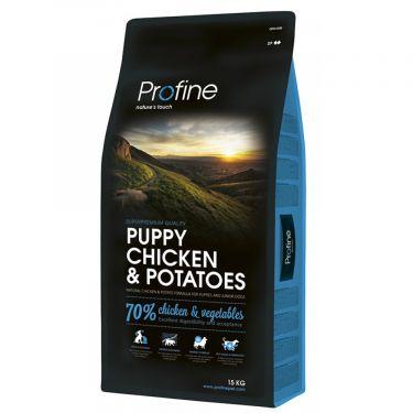 Profine Puppy Chicken & Potatoes