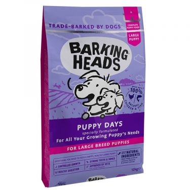 Barking Heads ''Puppy Days Large Breed''