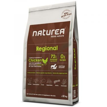 Naturea Regional Chicken-Grain Free
