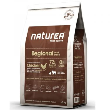 Naturea Regional Small Breed Chicken-Grain Free