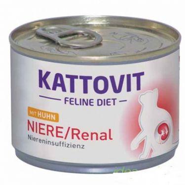 Kattovit K Low Protein-Renal