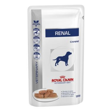 Royal Canin Vet Diet Dog Renal Pouch
