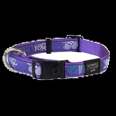 Rogz Περιλαίμιο Σκύλου Fancy Purple Forest