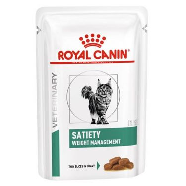 Royal Canin Vet Diet Cat Satiety Weight Management Feline