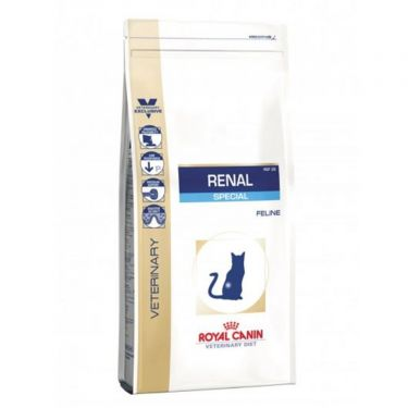 Royal Canin Vet Diet Cat Renal Special Feline