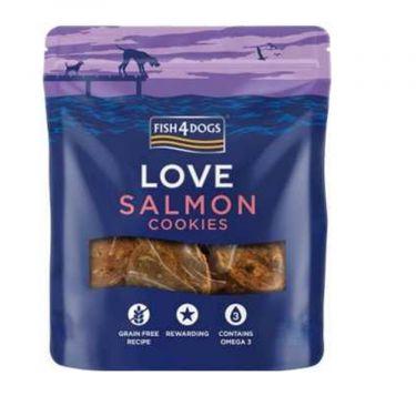 Fish4Dogs Love Salmon Cookies 100gr