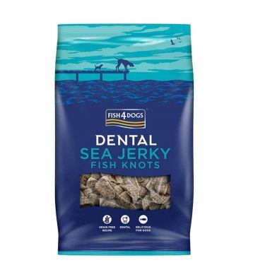 Fish4Dogs Sea Jerky Fish Knots
